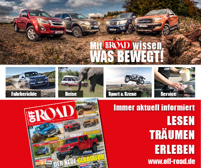 Off Road Magazin