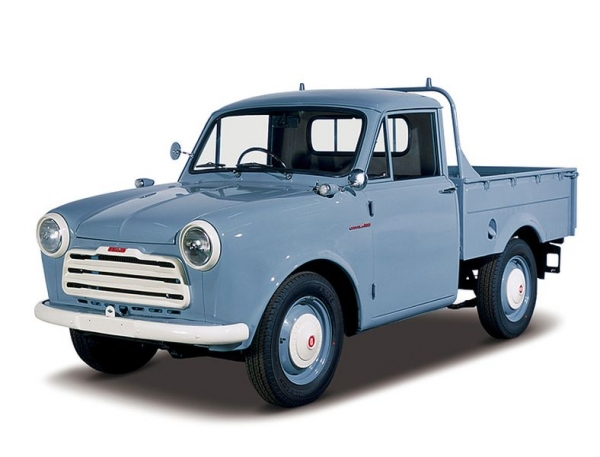 Nissan Pickup Historie