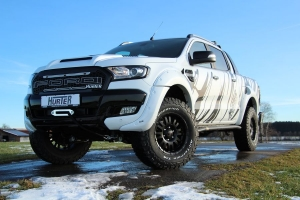 Polaredition, limitiertes Sondermodell von Hurter Offroad