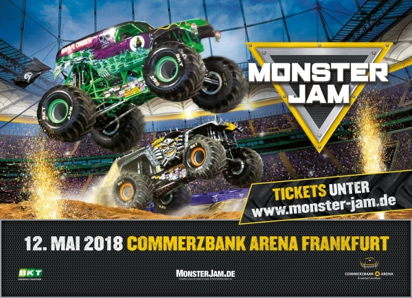 Monsterjam 2018