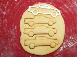 Pickup Cookie Cutter