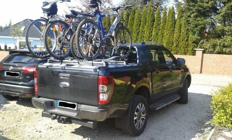 Pickuptrucks De Quertrager Am Mountain Top Wildtrak Pickupforum